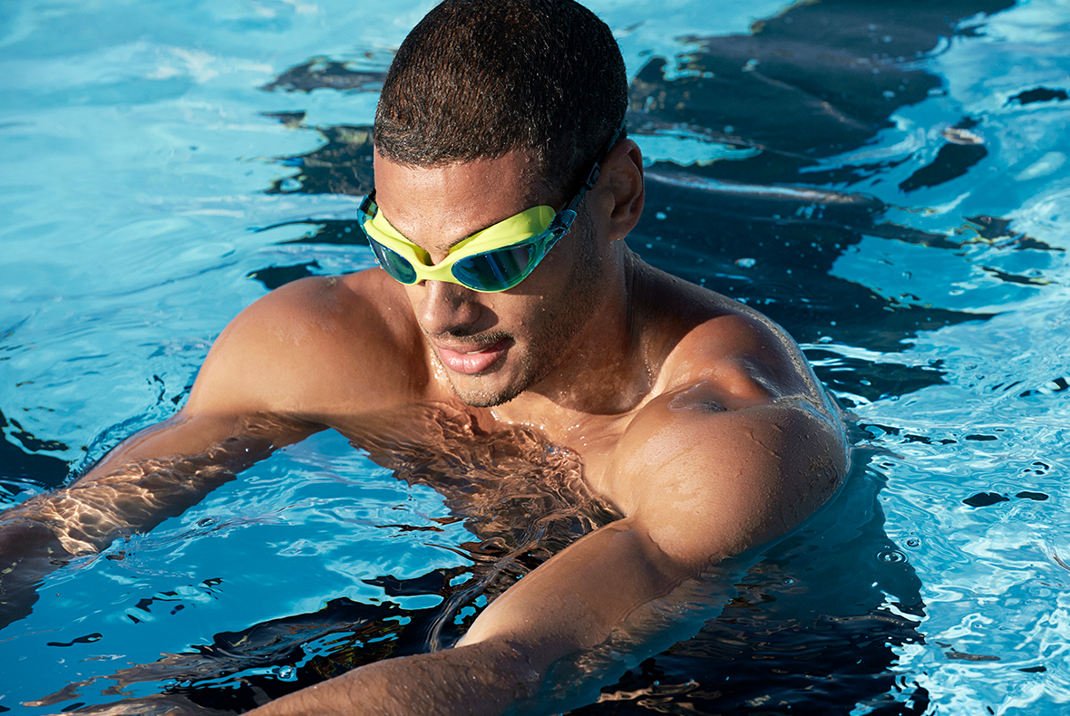 Introducing the new Speedo V-Class Goggles