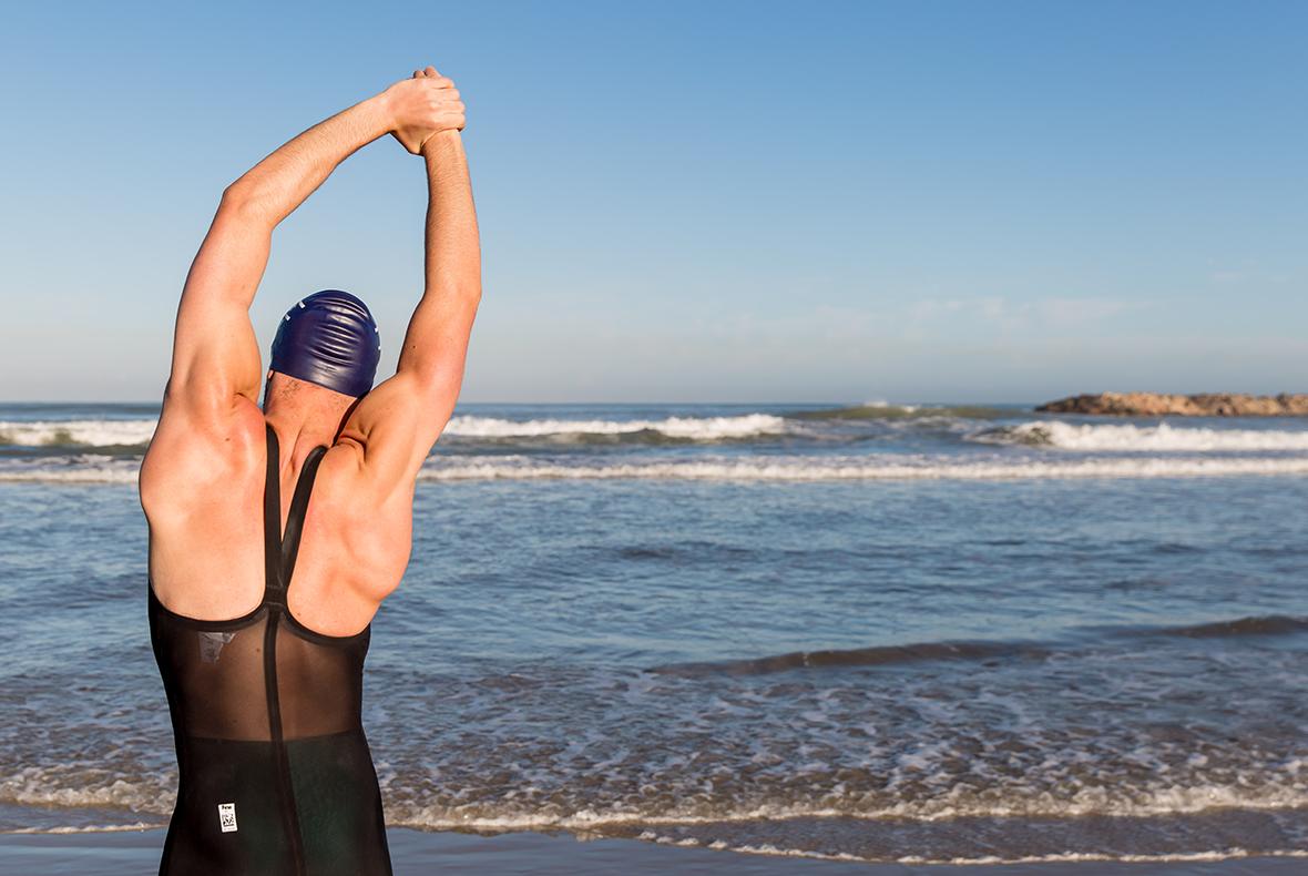 4 תרגילים מנצחים לשחייה במים פתוחים