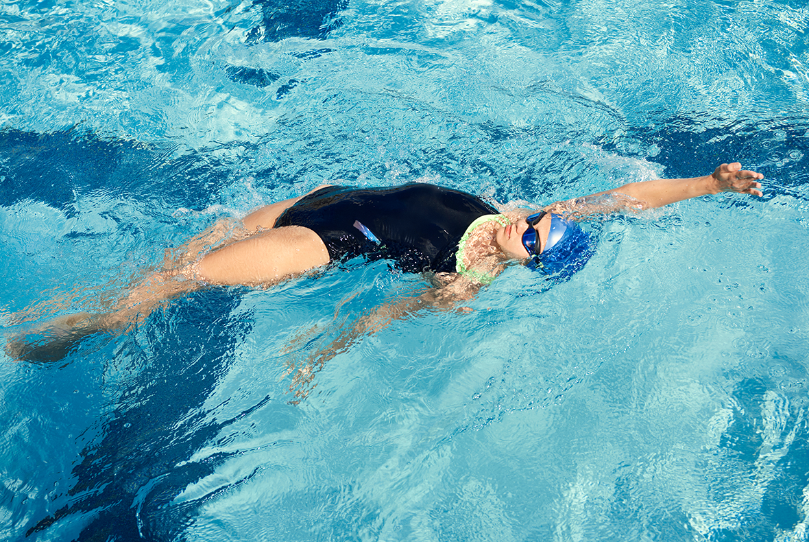5 טעויות נפוצות בשחייה וכיצד לתקן אותן