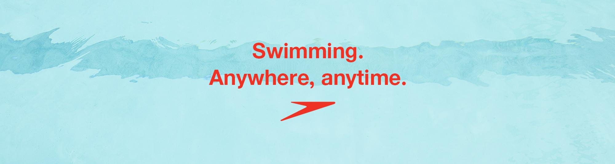Speedo שחייה במים פתוחים